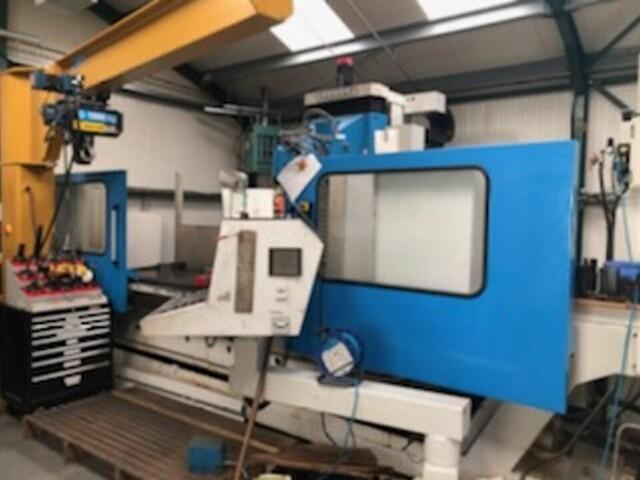 more images Anayak FBZ-HV-2500 Bed milling machine