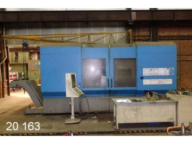 more images Auerbach FBE 2000 Bed milling machine