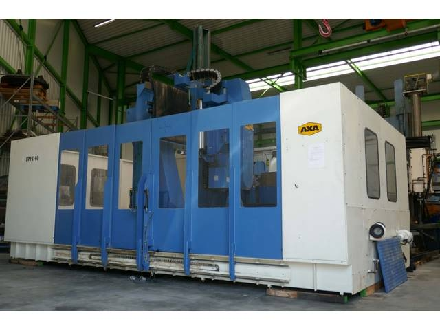 more images Axa UPFZ 40 Portal milling machines