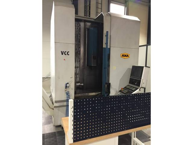 more images Milling machine Axa VCC  4,ax