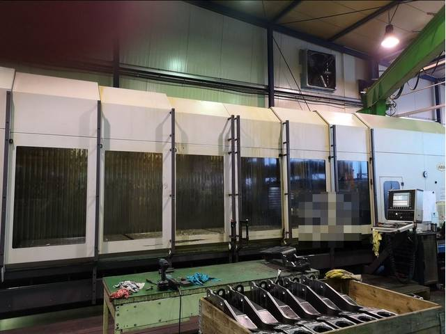 more images Milling machine Axa VHC 3 - 5000 XTS 50, Y.  2006