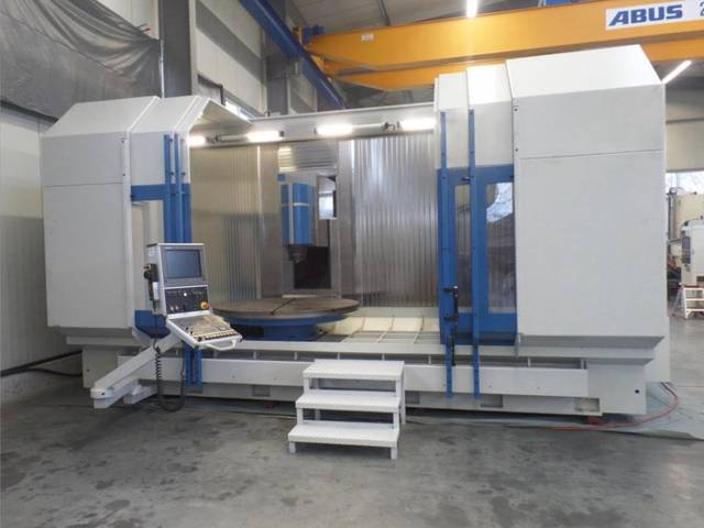 more images Milling machine Axa VHC 3 XTS / 50, Y.  2006