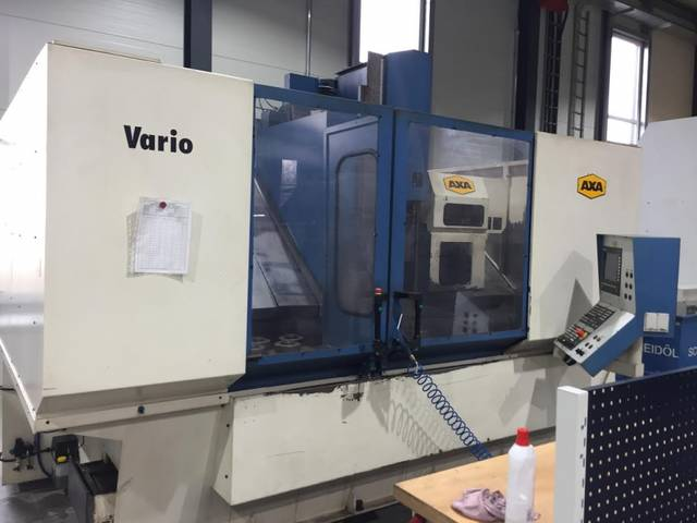 more images Milling machine Axa Vario 2  4.ax