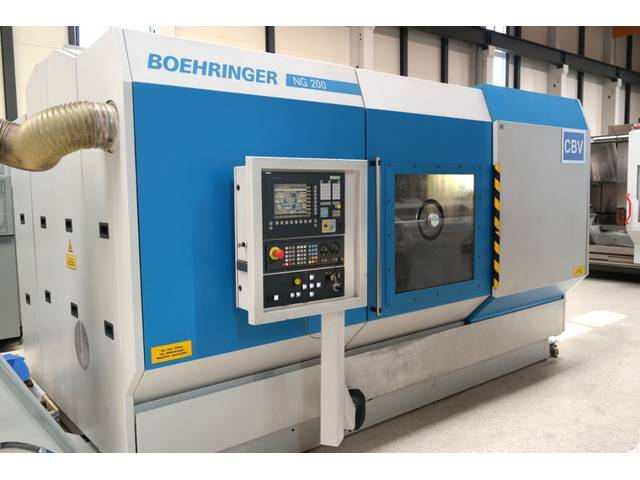 more images Lathe machine Boehringer NG 200-2/2G