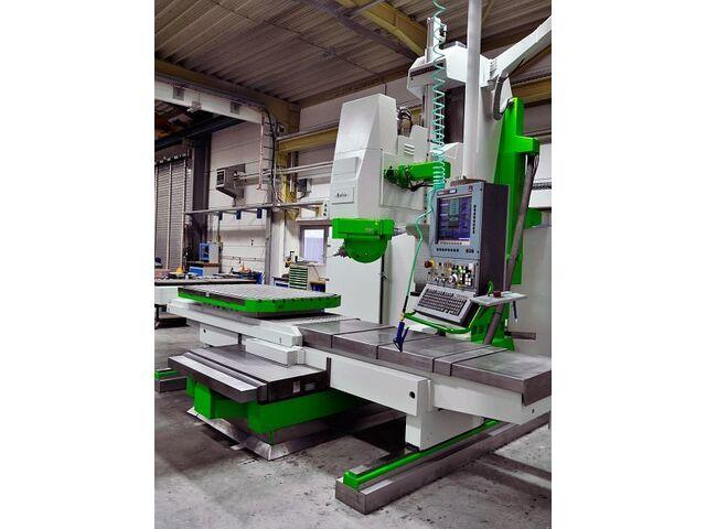 more images Milling machine Bohner & Koehle VH 4 / 12 ref., Y.  2001