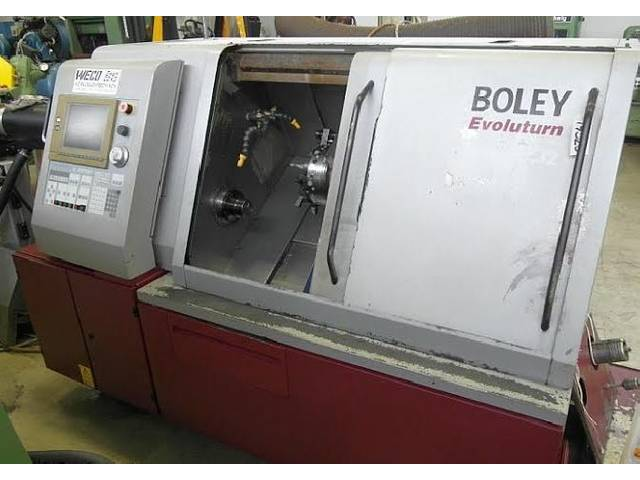 more images Lathe machine Boley BC 32