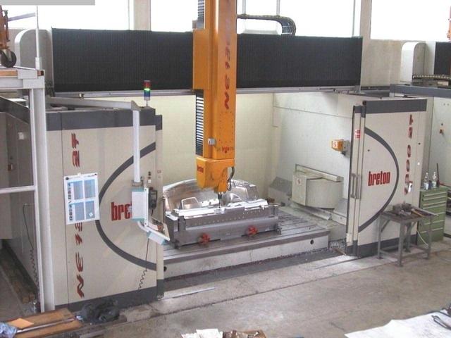 more images Breton NC 1300 Portal milling machines