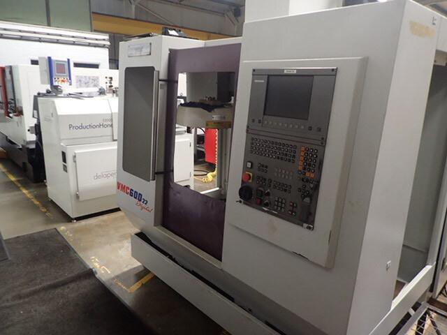 more images Milling machine Bridgeport VMC 600 / 22
