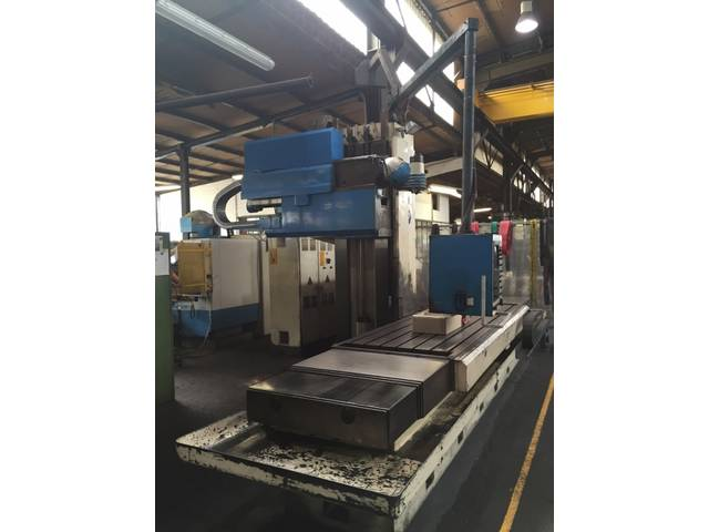 more images Butler Newall TE 3000 Bed milling machine
