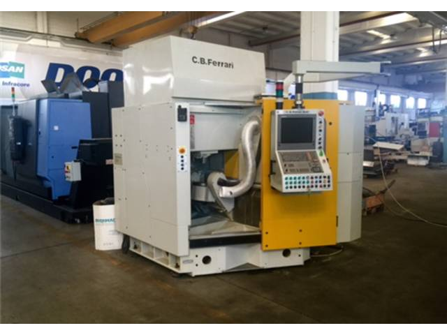 more images Milling machine CB Ferrari ML 45, Y.  2006