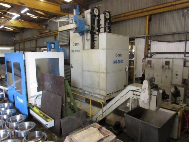 more images CME FCM 5000 atc Bed milling machine