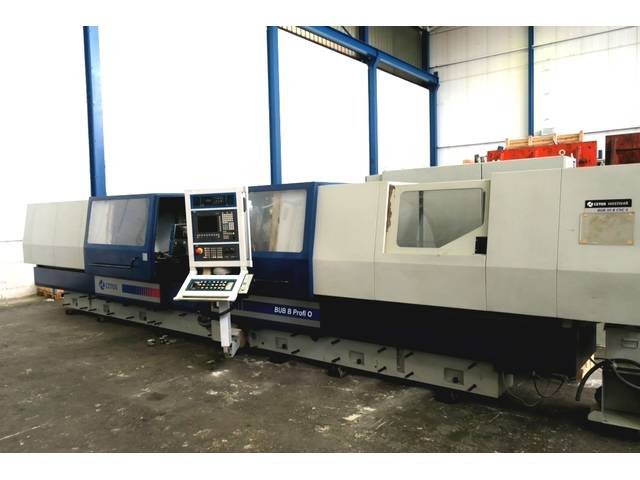 more images Grinding machine Cetos BUB 50 B CNC 3000