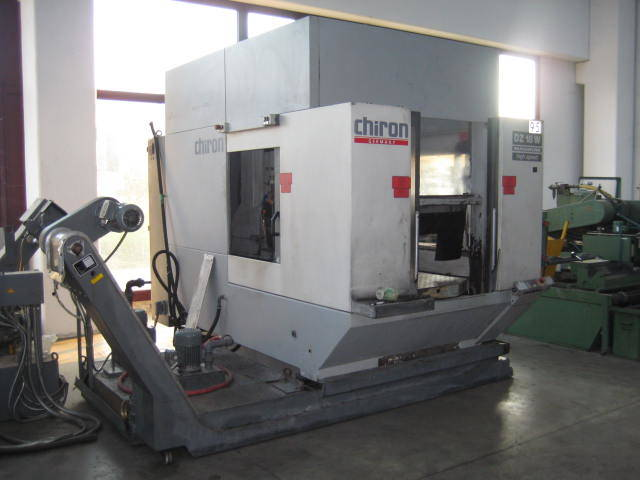 more images Milling machine Chiron DZ 18 W
