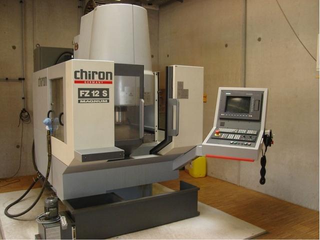 used chiron fz 12 s magnum milling machine y 1998 8701 rh cnc stenzel com FZ S Black Yamaha FZ 150