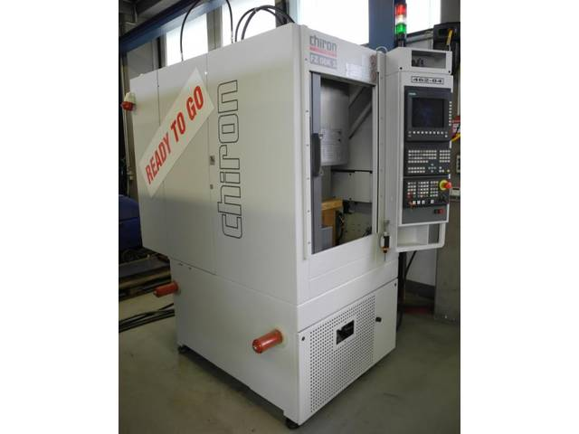 more images Milling machine Chiron FZ 08 KS