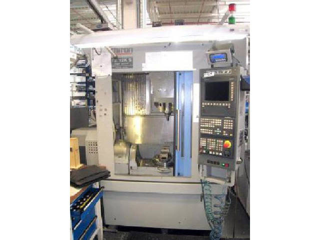 more images Milling machine Chiron FZ 12K-S 5 AX high speed, Y.  2010