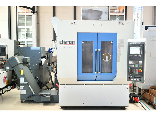 more images Milling machine Chiron FZ 18 S Highspeed, Y.  2013