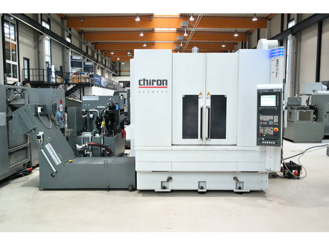more images Milling machine Chiron Mill FX 800 baseline, Y.  2016