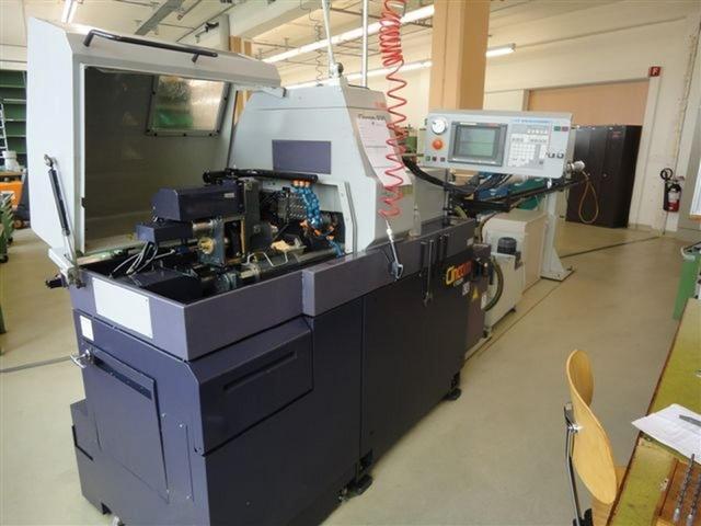 more images Lathe machine Citizen Cincom B 20 V+