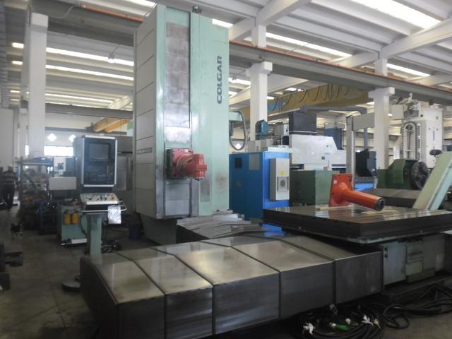 more images Colgar Program TR 4000 Bed milling machine