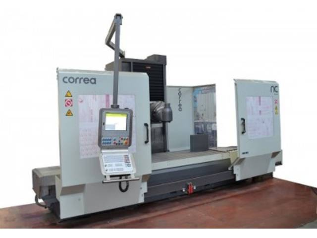more images Correa A 25/30 rebuilt Bed milling machine