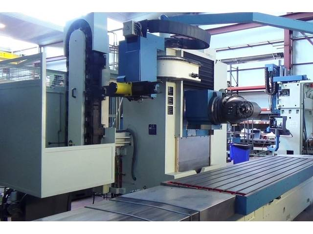 more images Correa A 25 / 25 Bed milling machine