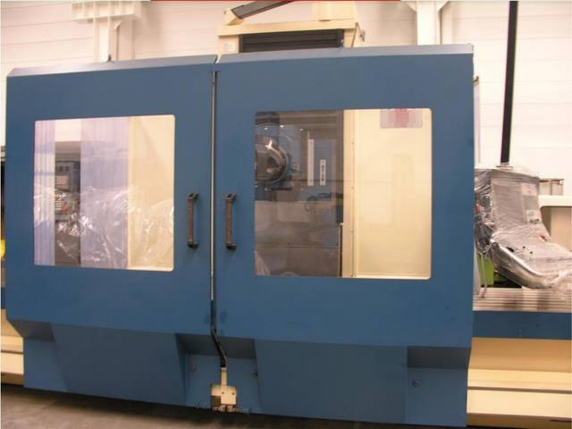 more images Correa A 25 / 30 Bed milling machine
