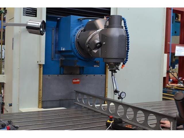 more images Correa A 30 / 40 rebuilt Bed milling machine