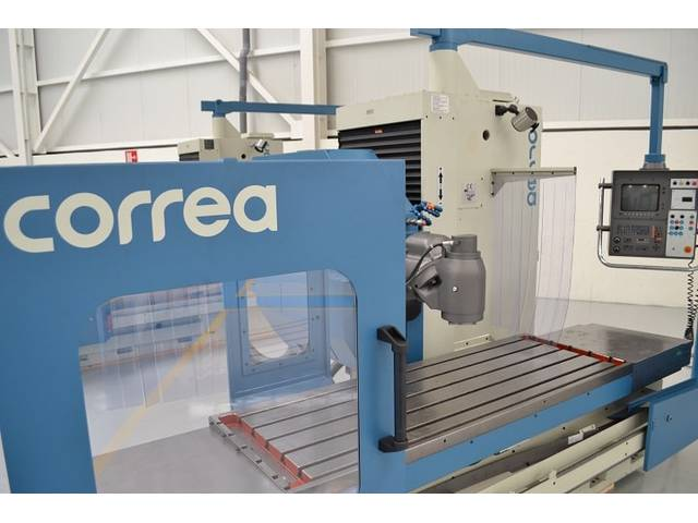 more images Correa CF22 Bed milling machine