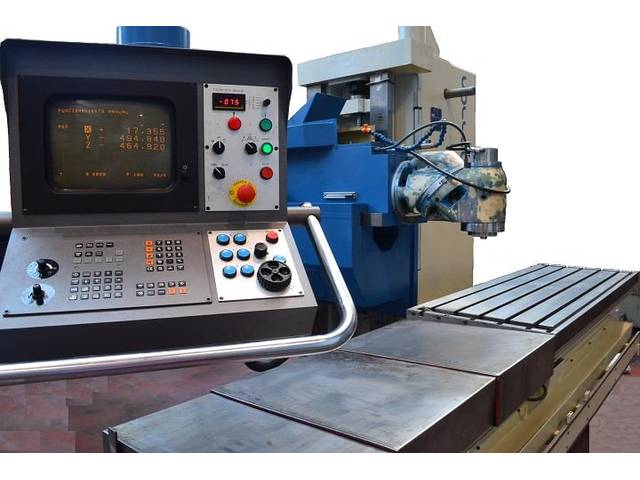 more images Correa CF 17 Bed milling machine