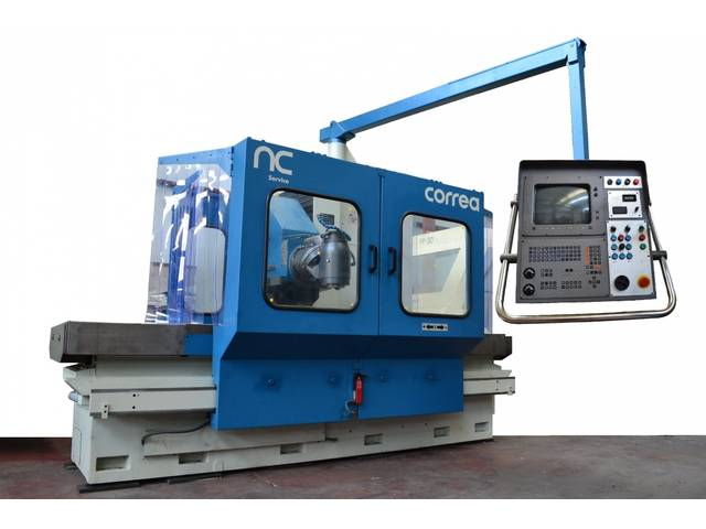 more images Correa CF 22 Bed milling machine