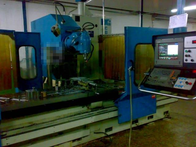 more images Correa CF 22/25 Bed milling machine
