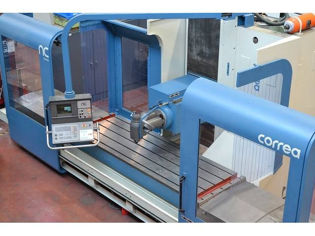 more images Correa CF 25 / 25 Bed milling machine