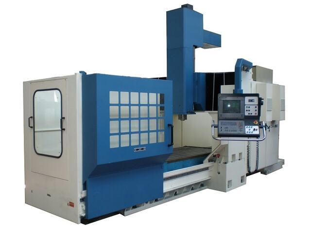 more images Correa Euro 2000 rebuilt Bed milling machine