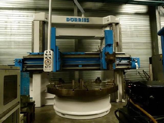 more images Lathe machine Dörries SDE 280