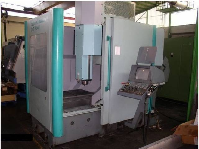 more images Milling machine DMG DC 70 V