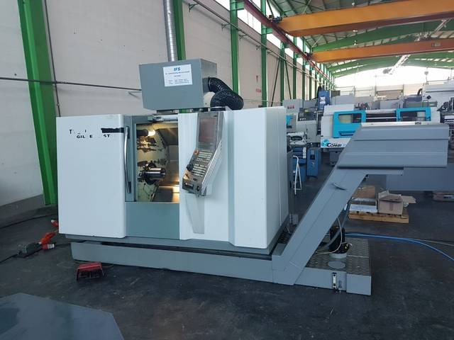 more images Lathe machine DMG CTX 210 V1