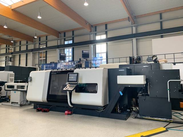 more images Lathe machine DMG CTX beta 1250 TC