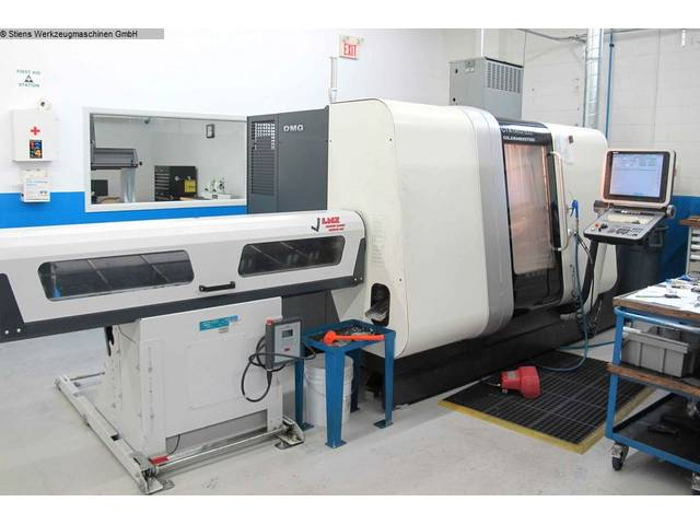 more images Lathe machine DMG CTX beta 500