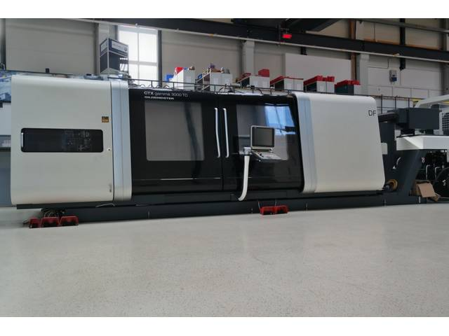 more images Lathe machine DMG CTX gamma 3000 TC