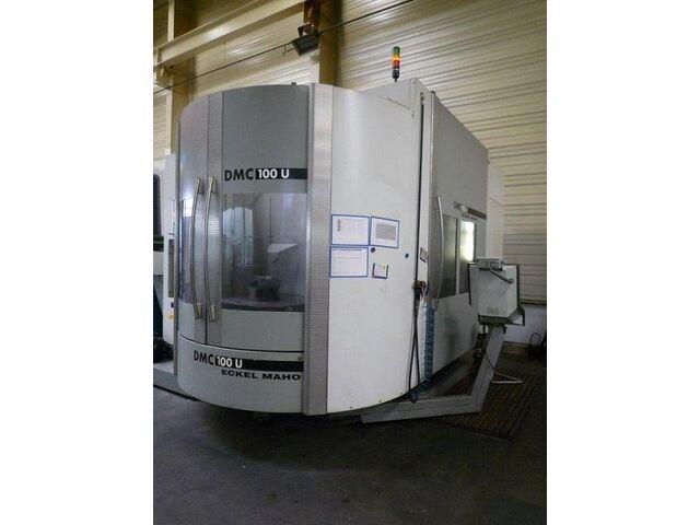 more images Milling machine DMG DMC 100 U