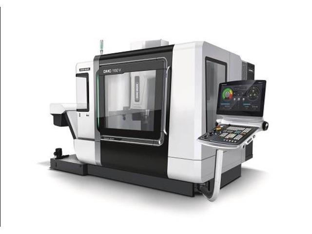 more images Milling machine DMG DMC 1150 V