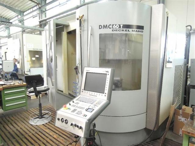 more images Milling machine DMG DMC 60 T