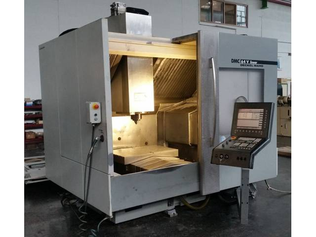 more images Milling machine DMG DMC 64 V linear 3ax, Y.  2004