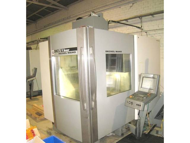 more images Milling machine DMG DMC 75 V linear