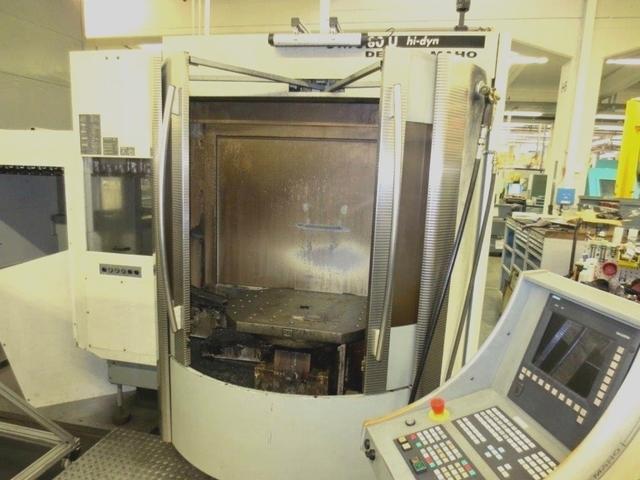 more images Milling machine DMG DMC 80 U hi-dyn, Y.  2002