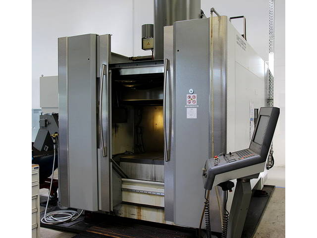 more images Milling machine DMG DMC 85 V Linear, Y.  2002