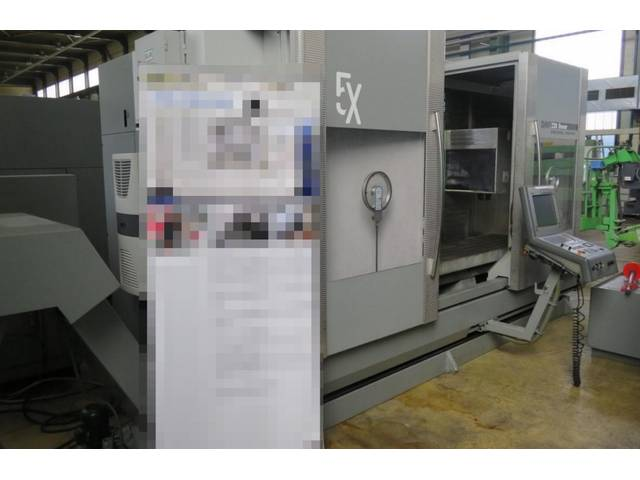 more images Milling machine DMG DMF 220 Linear, Y.  2008