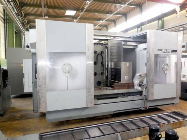 more images Milling machine DMG DMF 220 linear