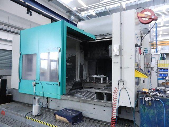 more images Milling machine DMG DMU 200 P, Y.  1999